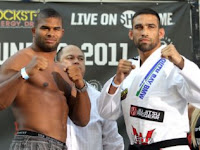 Strikeforce - Fabricio Werdum vs Alistair Overeem