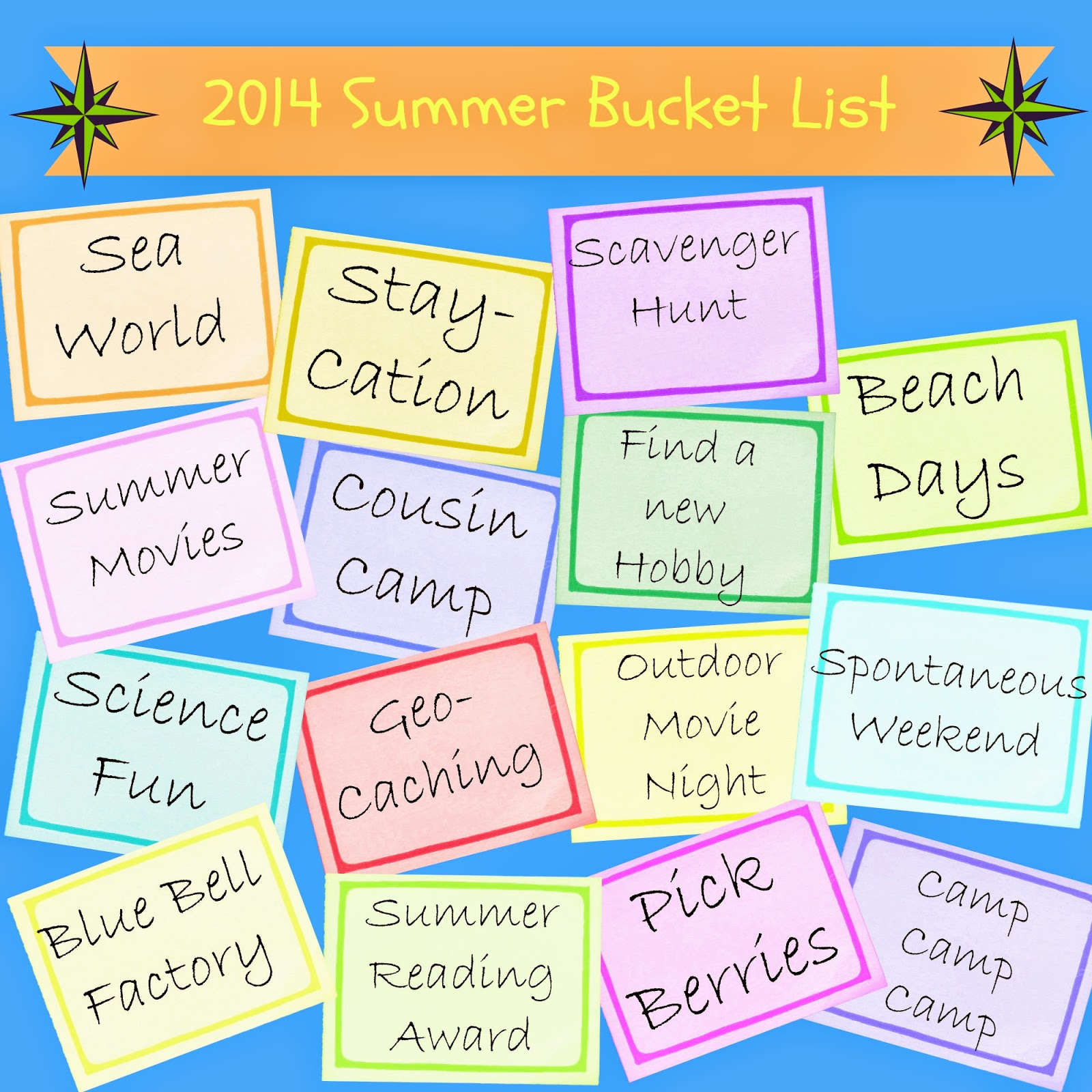 List Of Beach Activities