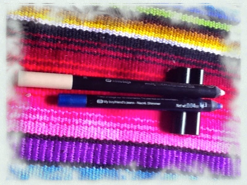 Sephora Long Lasting and Kohl Pencil