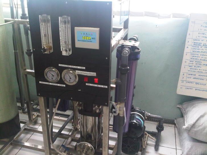 Membrane Reverse Osmosis