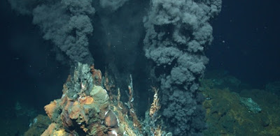 """""""Vulcão"""" de 65 mil km pode ajudar a entender como a Terra funciona"""