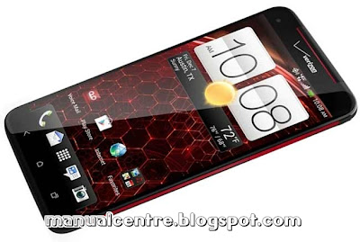 HTC Droid DNA: 5.0 Inches