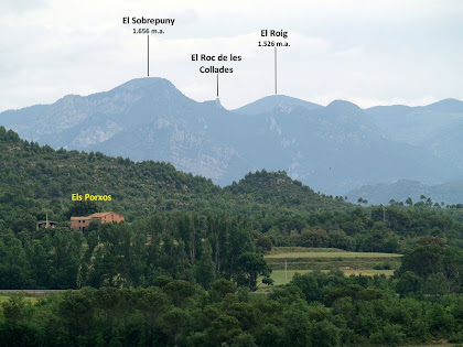 El Sobrepuny des dels Camps de La Caseta