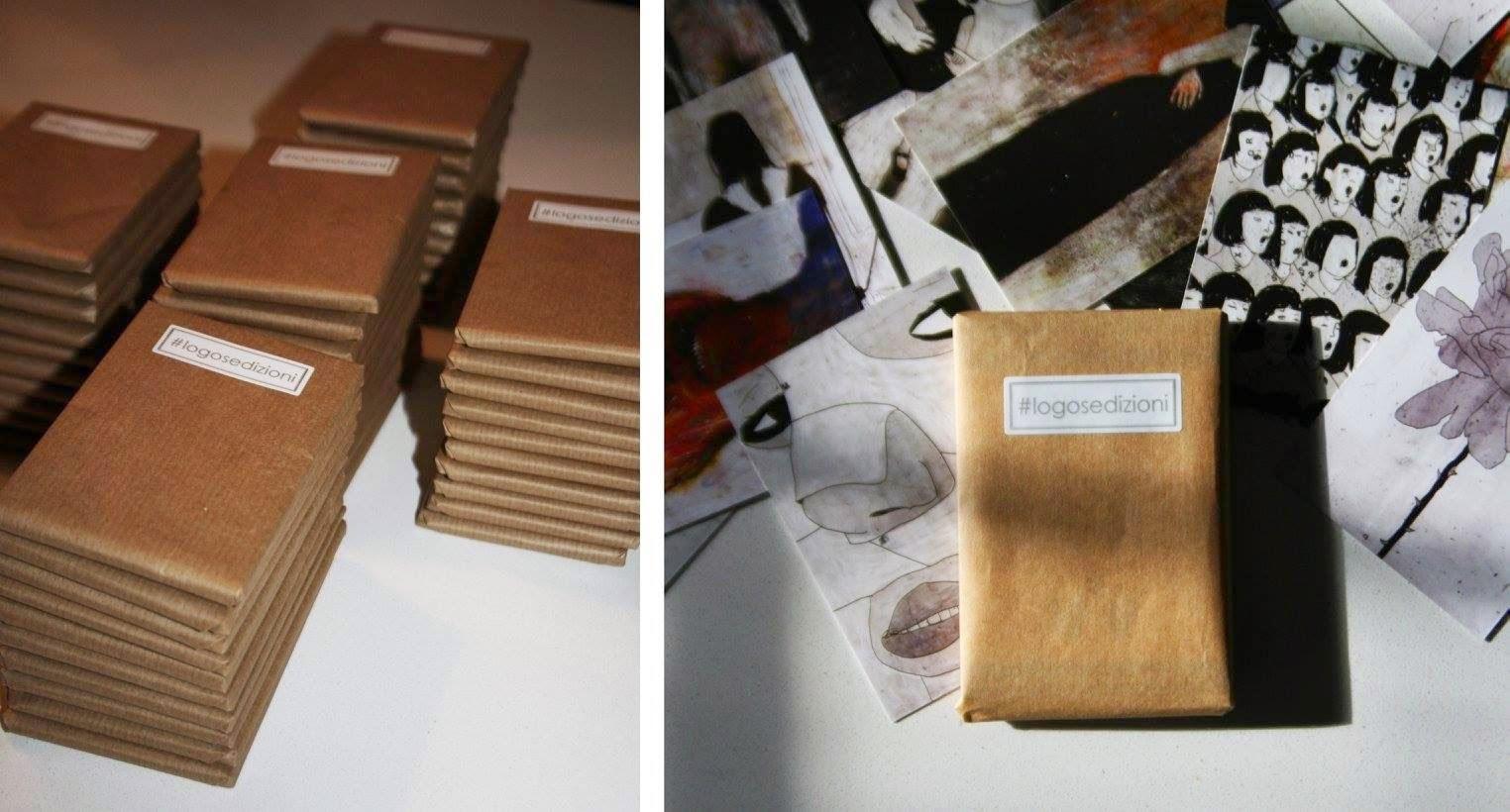 Hcode 500 adesivi rotondi in carta kraft naturale con cuore rosso 3,8 cm etichetta adesiva 1 roll Paper Baked With Love