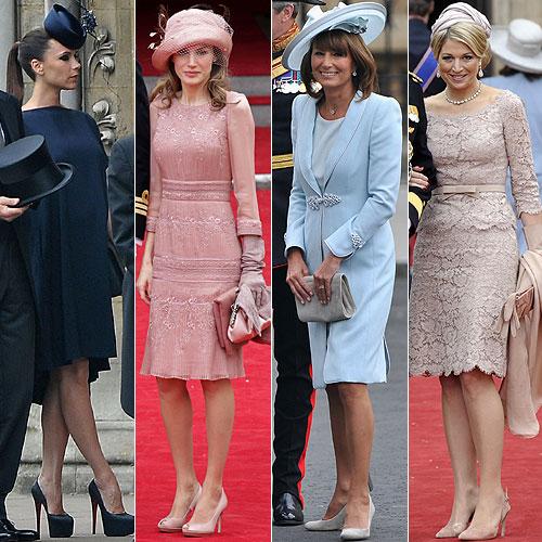 Mejores vestidos de boda real
