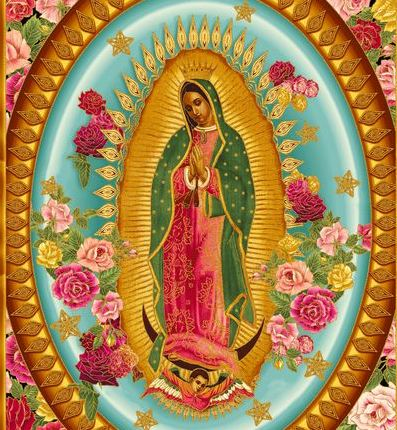 Today Is The Feast Of Our Lady Of Guadalupe The Patroness Of The