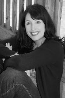 photo of author christy barritt