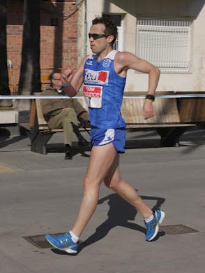 David Cervelló en Badalona'12 20km.m.