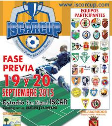 ISCAR CUP 2015 / 2016