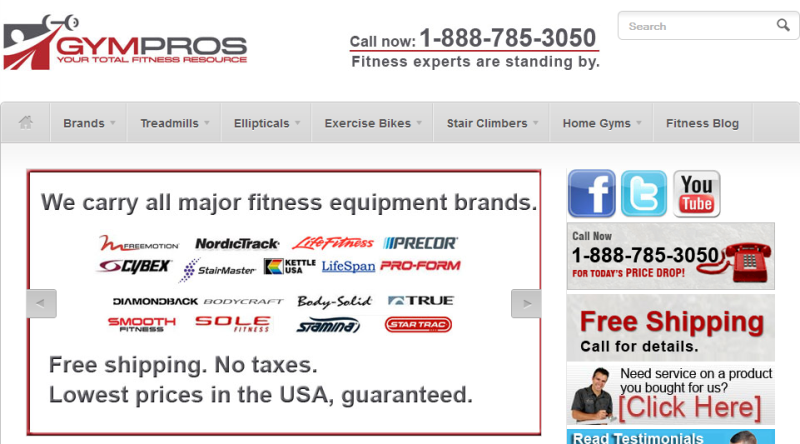 reputable online supplier of high quality fitness equipment