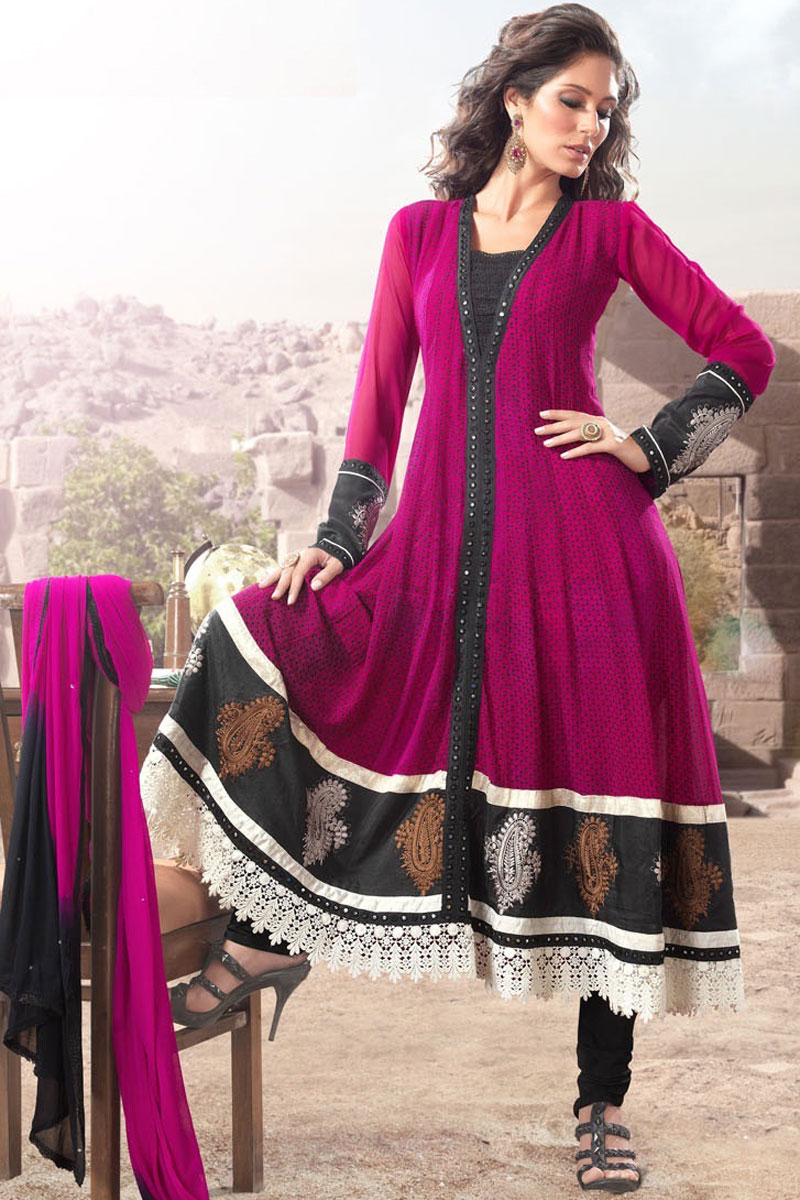 Indian Anarkali Suits And Party Salwar Kameez 2018
