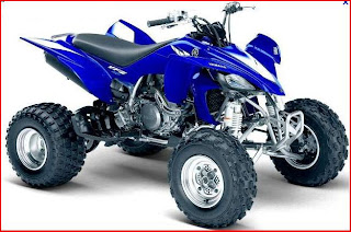 Solomons words for the wise  Blue 2004 Yamaha YFZ 450 ATV Stolen