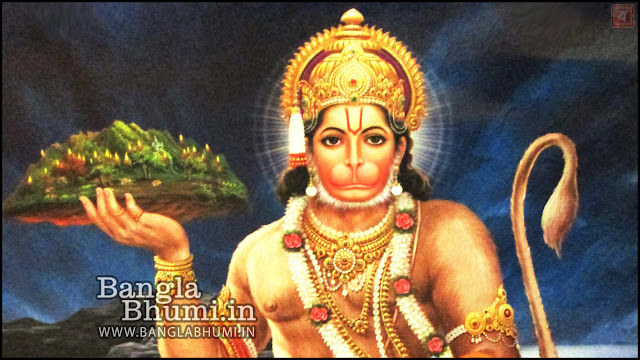 Lord Hanuman Indian God 1366x768 Wide Wallpaper