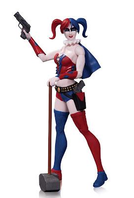 DC Colectibles Suicide Squad Harley Quinn Figure