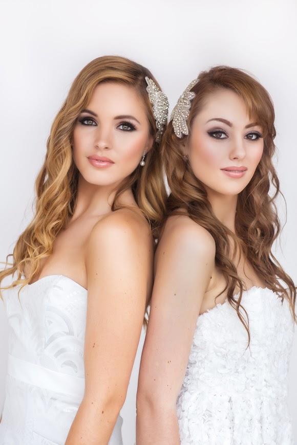 Bridal Lace Headpieces - www.perlejewellerymakeup.com.au
