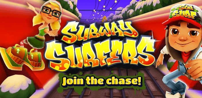 Subway Surfer ARMv6 APK [Mediafire]