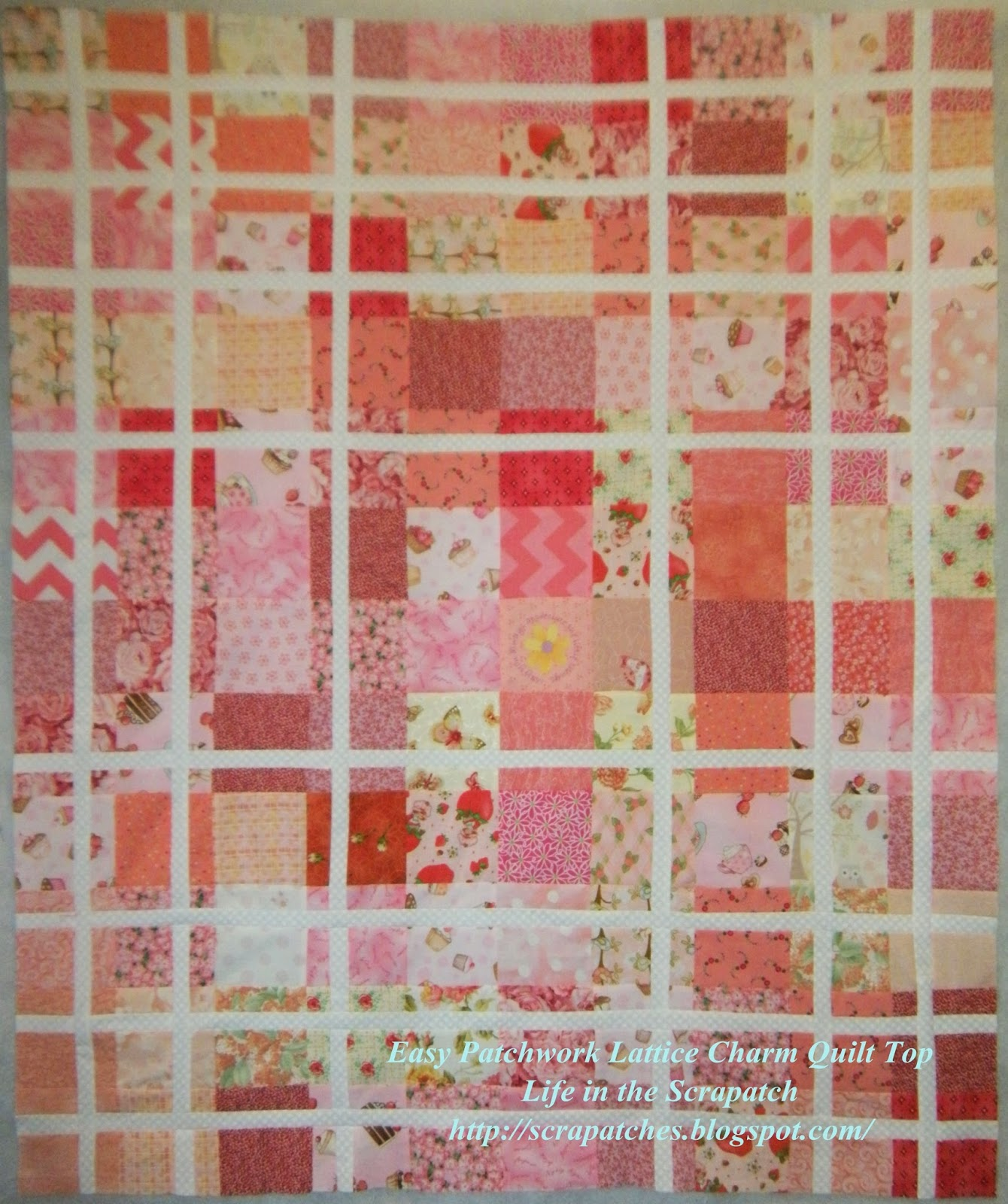 Life in the Scrapatch: My Free Quilt Patterns & Tutorials