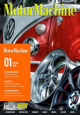 MotorMachine 01: março e abril de 2013.