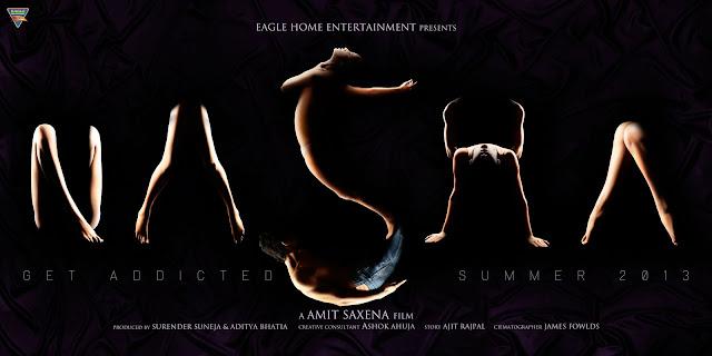 Hot Girl Poonam Pandey's Nasha movie first look