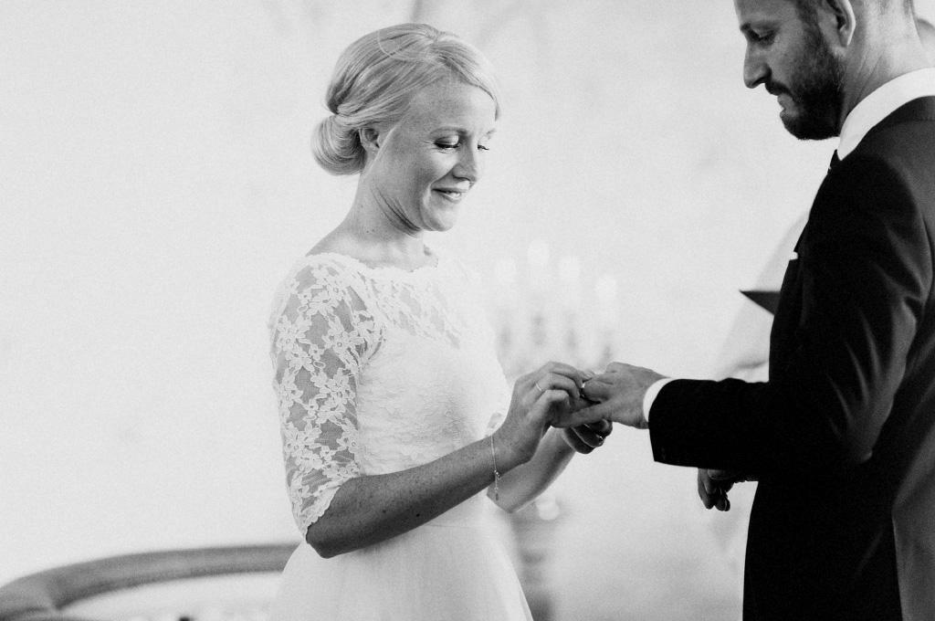 Bröllop kyrka ysby laholm