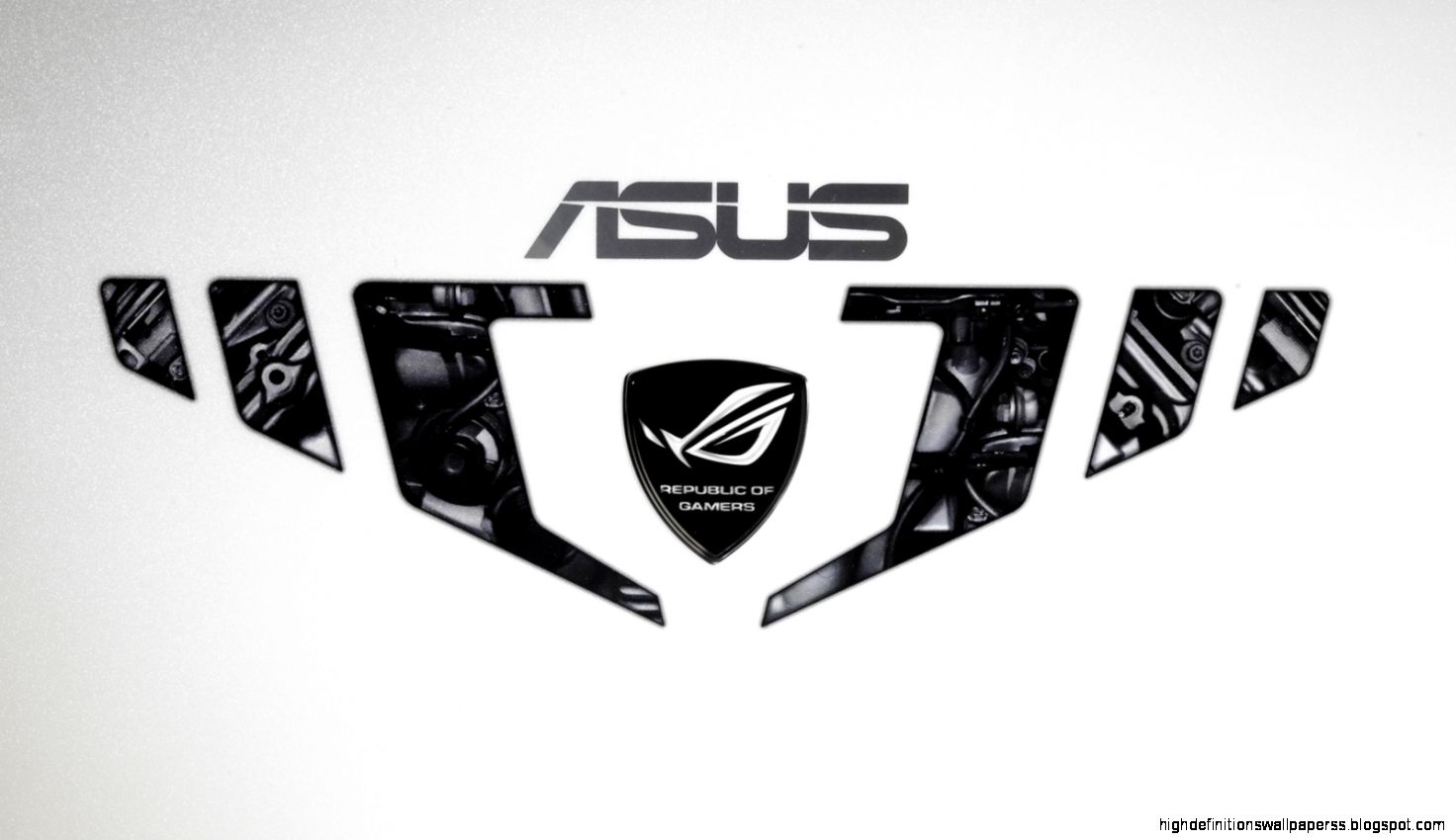 Asus 3D Logo Hd Wallpaper | High Definitions Wallpapers