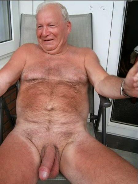 Hombres Viejos Desnudos Maduros Abuelos