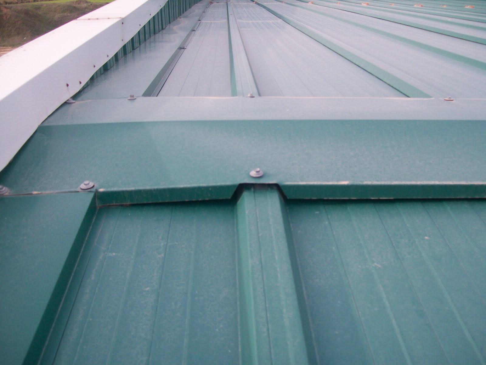 Arreglar tejado de chapa tejados de naves y locales en - Cubiertas vegetales para tejados ...