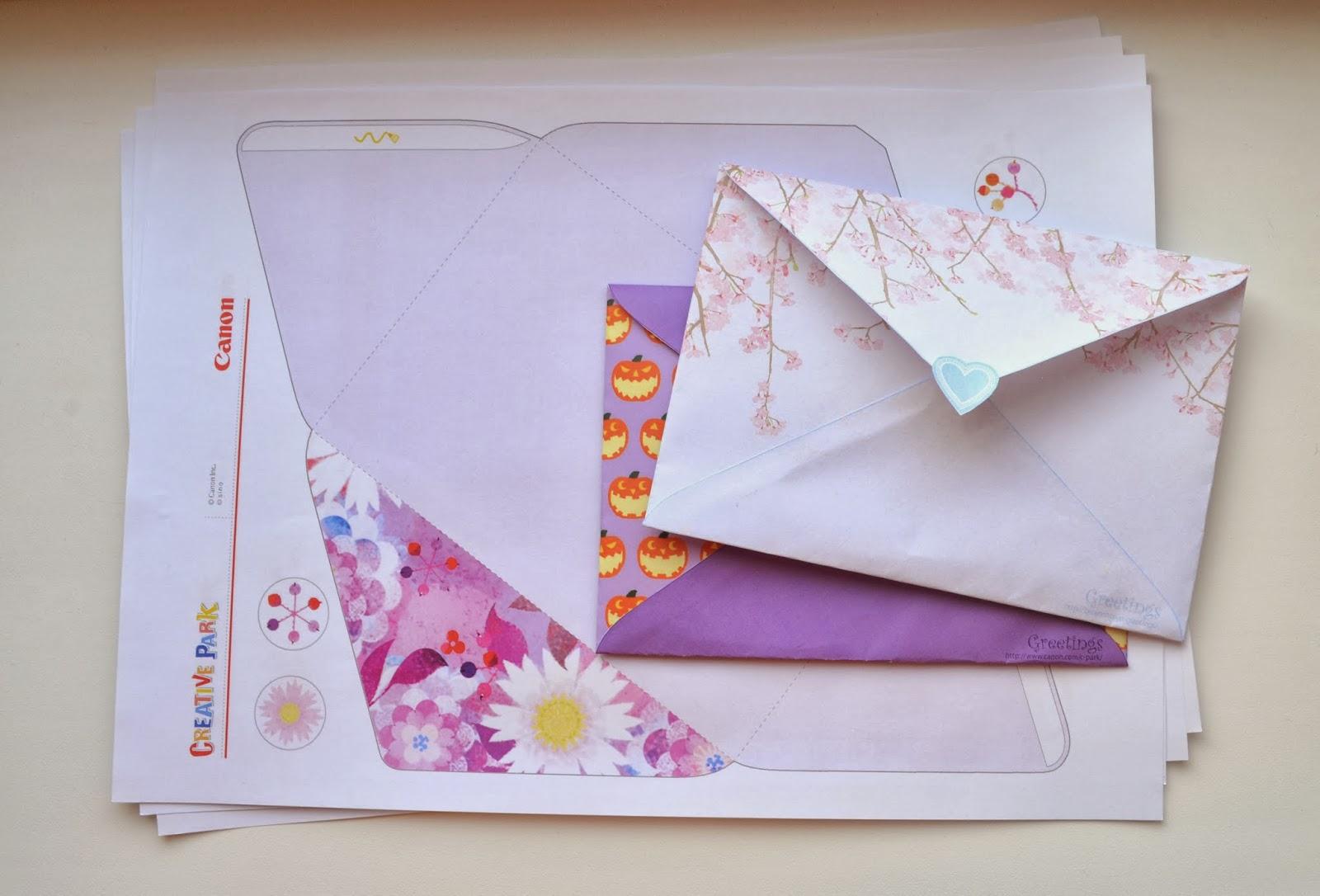 Сделать конверт своими руками любимому