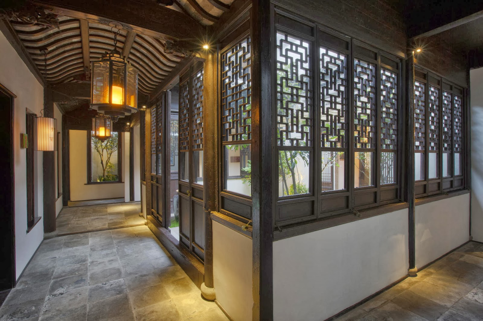 Asian Style Lighting interiornity |source of interior design ideas & inspirational