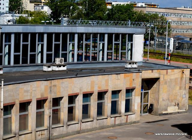 Warszawa dworzec kolejowy gdański Śródmieście