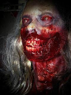Best zombie props 2012 haunted house props halloween props