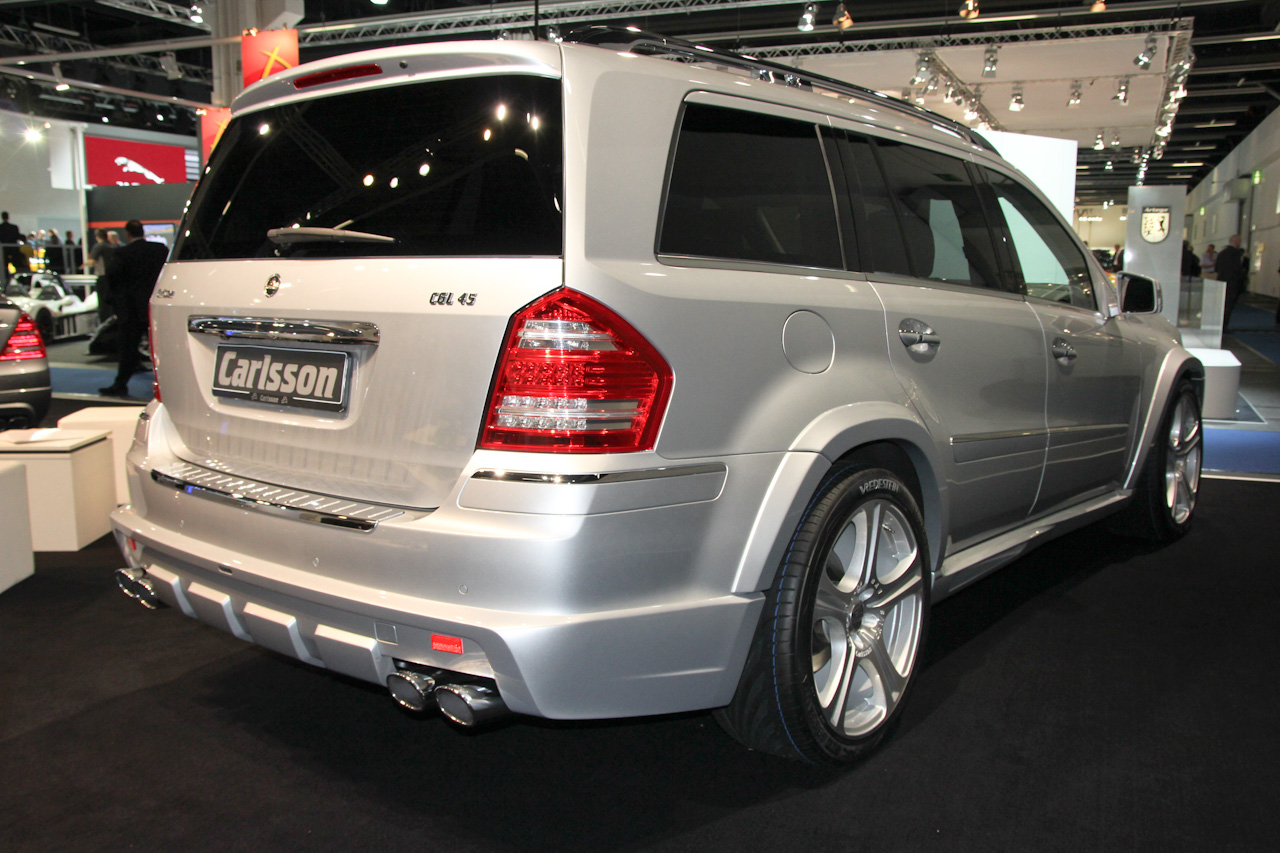 Mercedes benz gl grand edition by carlsson live pics for Mercedes benz gl 2011