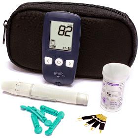 Kit Medidor de Glicose