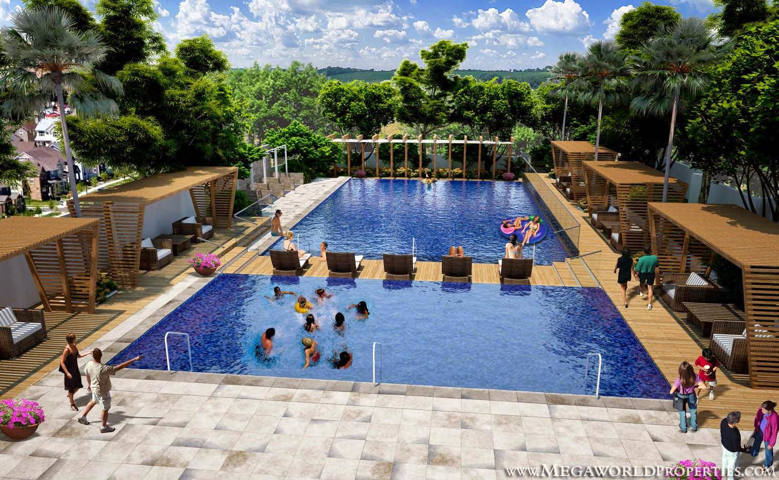 Las pi as alabang west mix skyscrapercity for Pool show mi