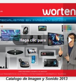 Catalogo worten TV mayo 2013