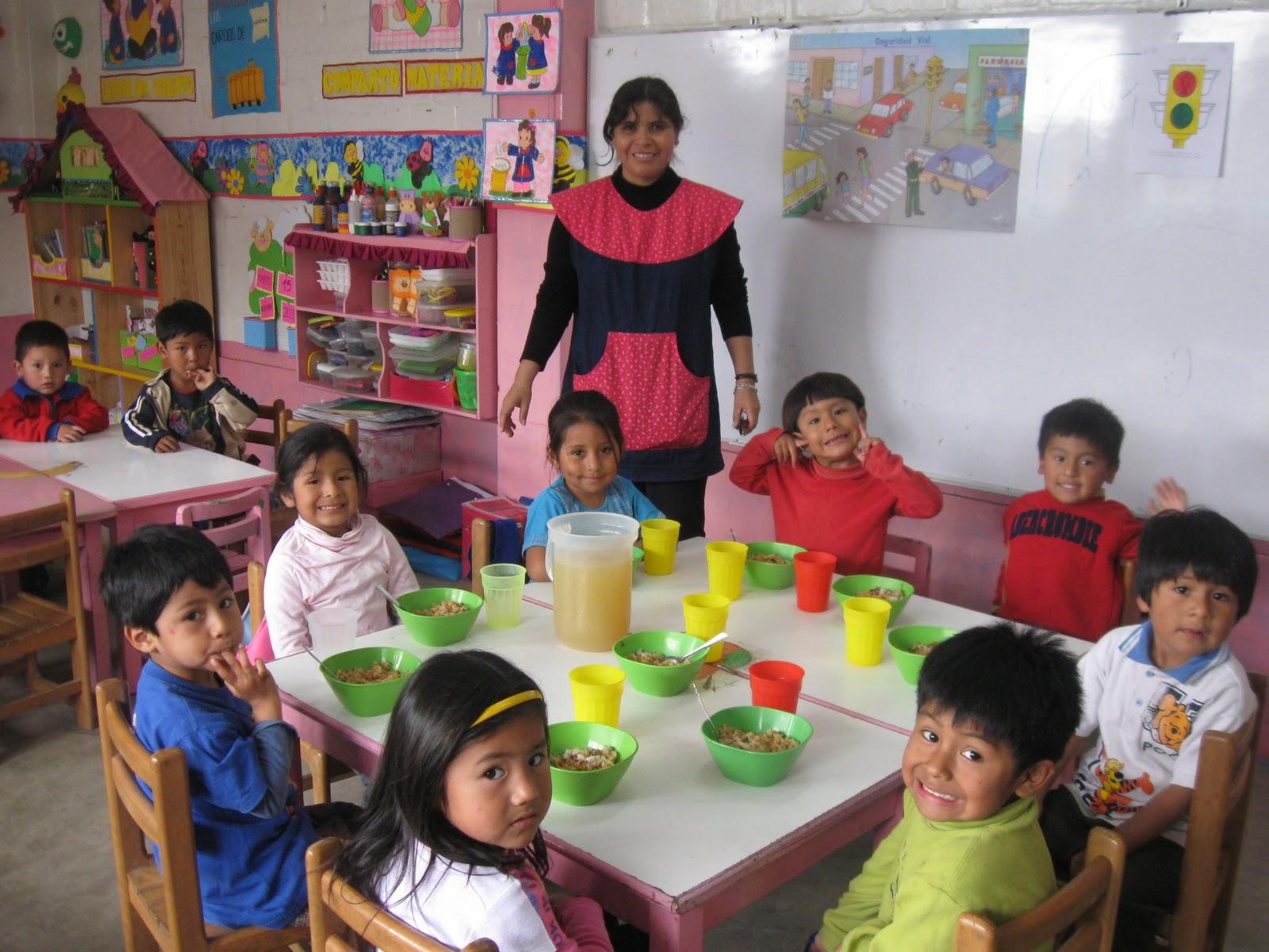 Cuna jardin n 630 juan pablo ii nuestro comedor infantil for Comedor infantil