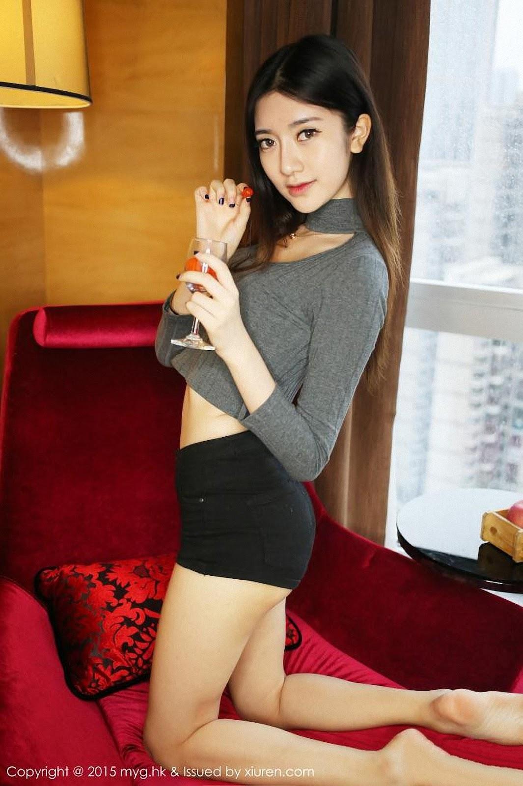 34 - Sexy Girl Model MYGIRL VOL.119
