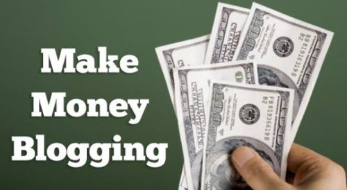 money earning blogs