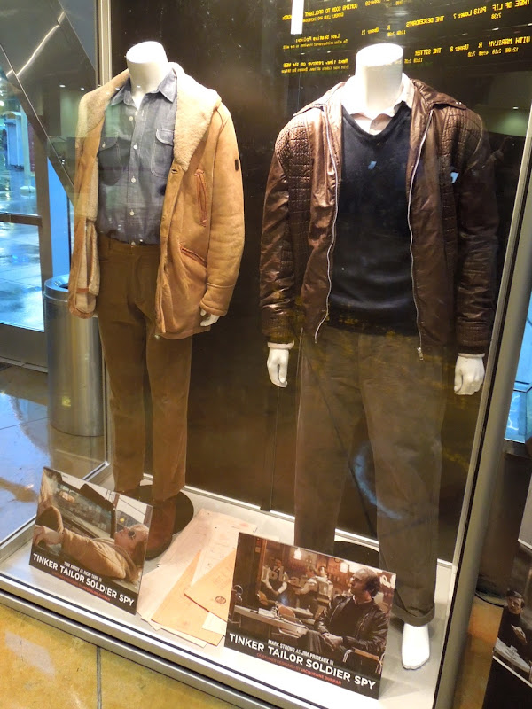Tinker Tailor Soldier Spy movie costumes