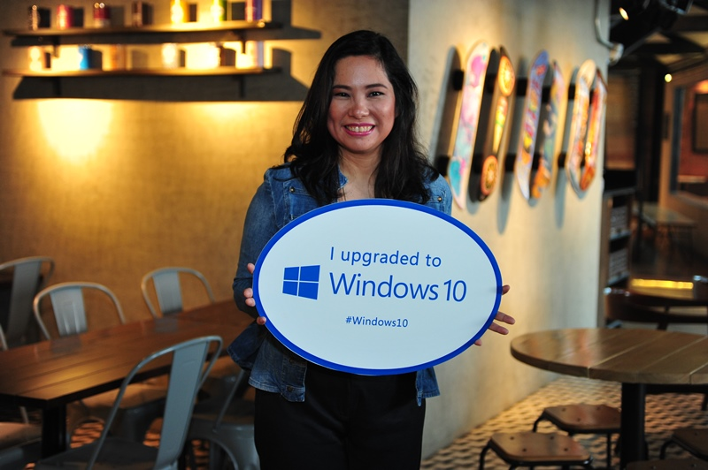 Microsoft Windows 10 Launch Philippines