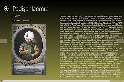 Osmanlı Padişahlarımız