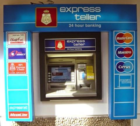 BPI Express Teller ATM