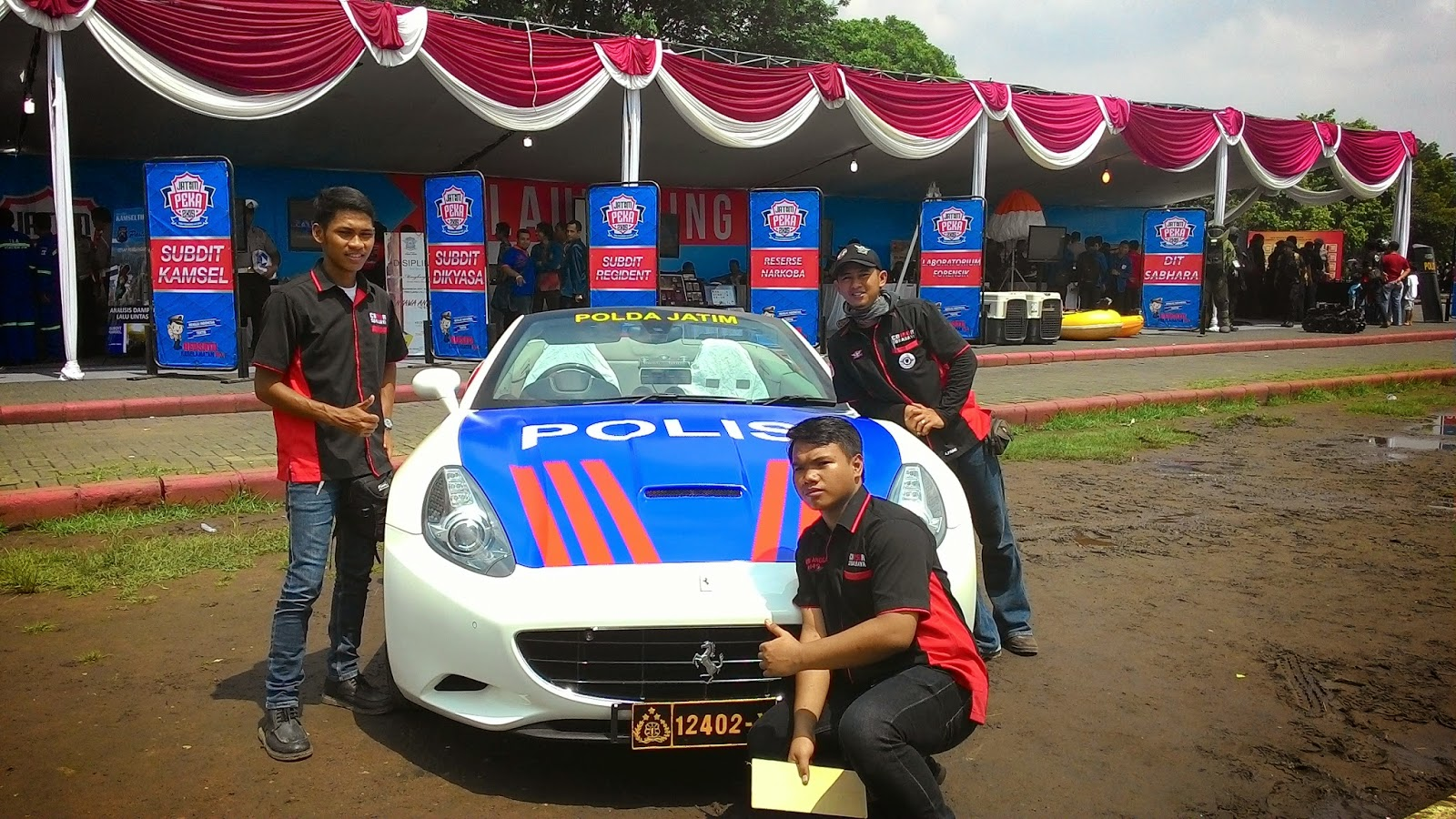 kcs on jatim peka 2015