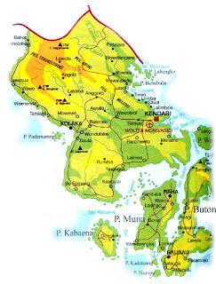 Provinsi Sulawesi Tenggara