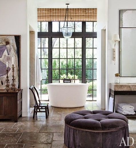 Bathrooms with style/lulu klein
