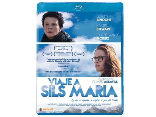 A la venta en DVD y Blu-ray 'Viaje a Sils Maria'