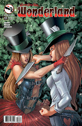 GFT Wonderland #17 Zenescope