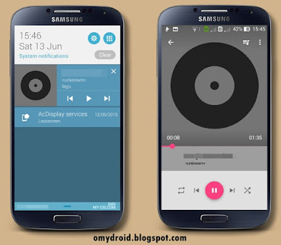 Pemain Muzik Terbaik Android