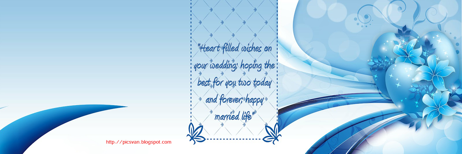 Blue wedding background design hd clipartsgram com - Jpg 1600x533 Royal Blue Wedding Backgrounds