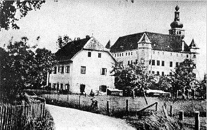 Castillo de Hartheim. Fotografía de AV Levante.